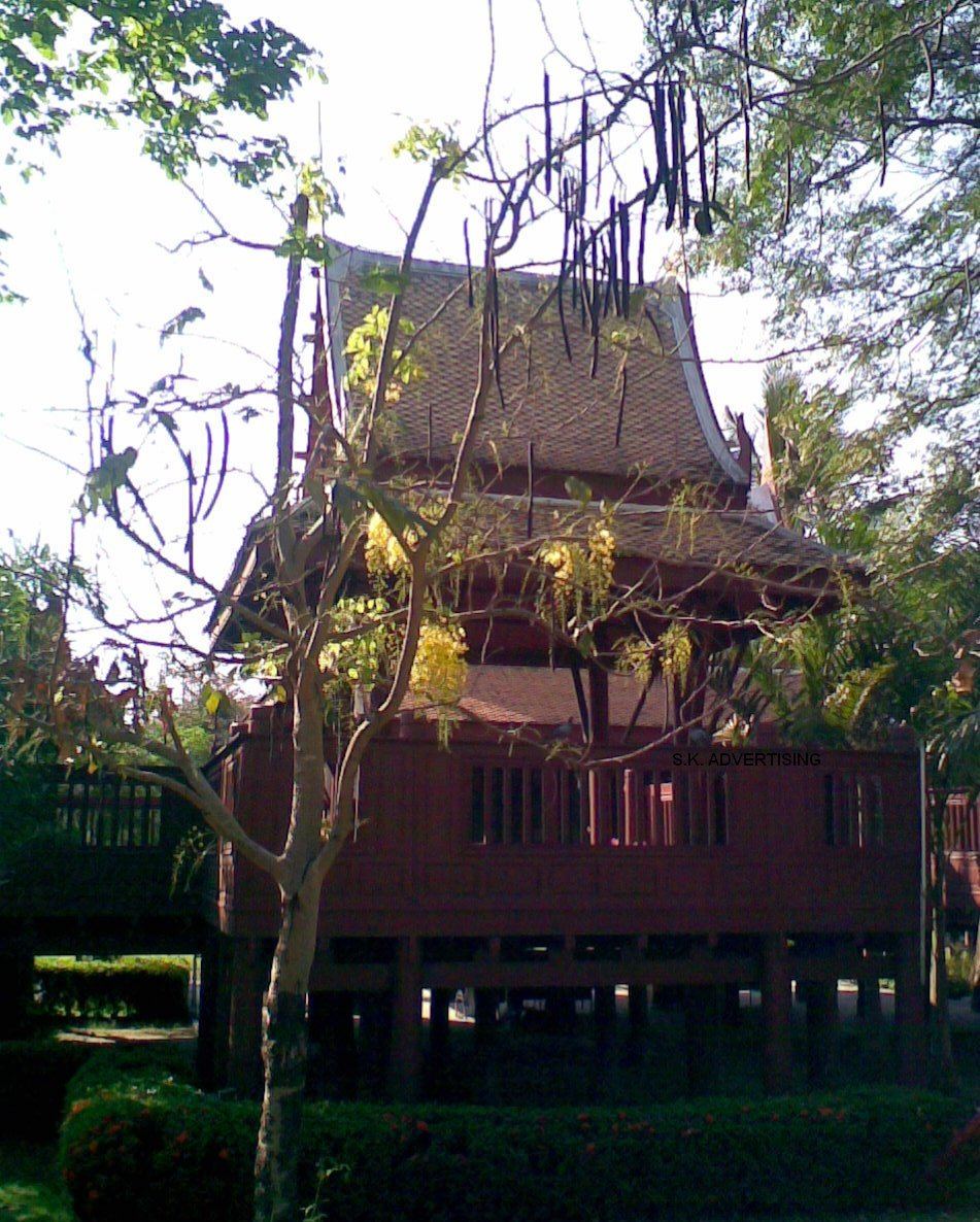 Thai classical house