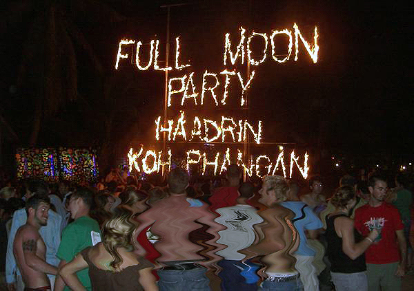 Full Moon Party @ Had Rin
