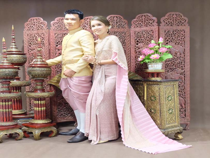 National Thai Costumes