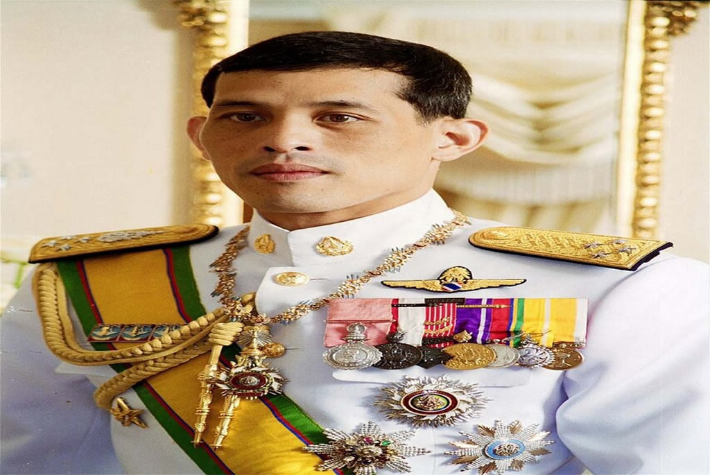 His Majesty King Maha Vajiralongkorn Bodindradebayavarangkun