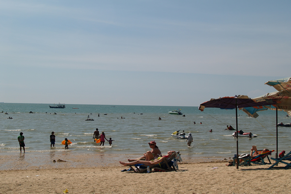 Pattaya City Beach Paradise